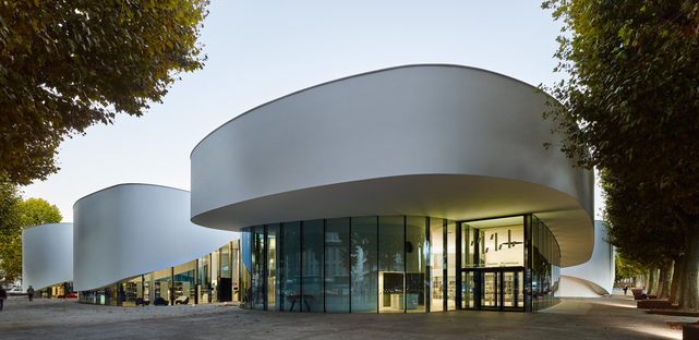 Dominique Coulon: Third-Place Mediatheque in Thionville