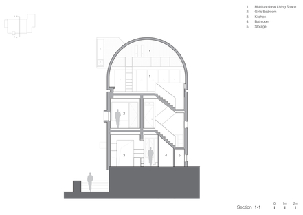 Vector Architects: renovation of the Captain's House