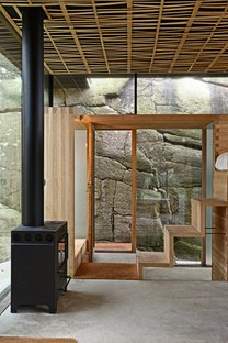 Lund Hagem Architects: Cabin Knapphullet in the Norwegian fjords