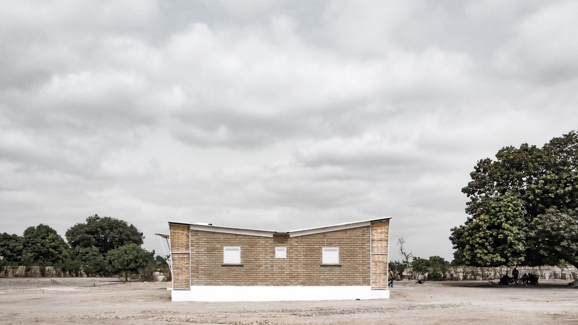 TAMassociati: the H2OS pilot eco-village in Senegal