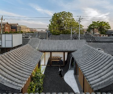 Archstudio: renovation of a siheyuan in Dashilar, Beijing