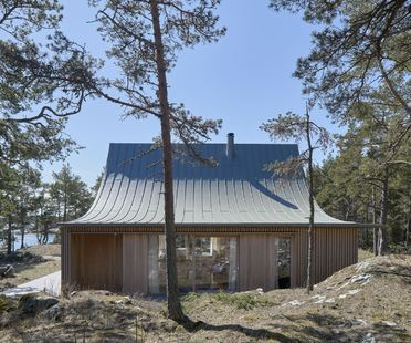 Tham & Videgård and the Krokholmen house, Stockholm