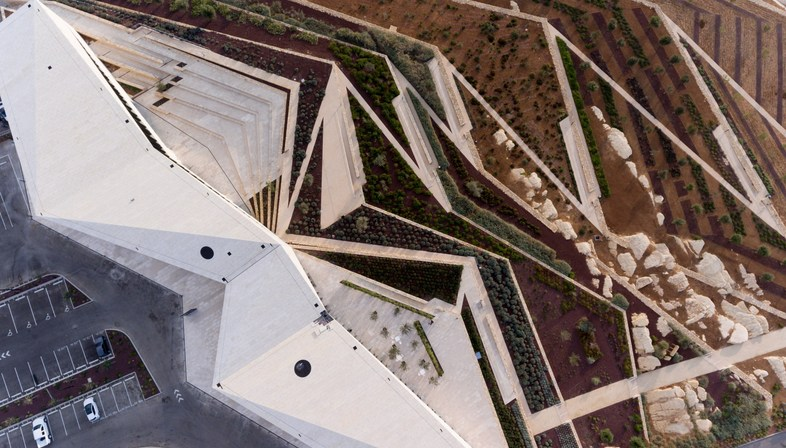 Heneghan Peng Architects: The museum of Palestine in Birzeit