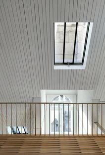 Bovenbouw: renovation of buildings in Antwerp's Leysstraat