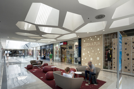 Lombardini22: restyling of Sarca shopping centre in Milan
