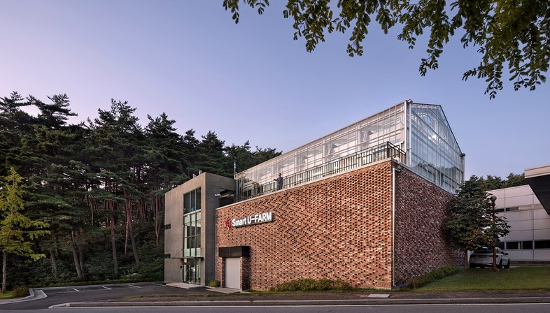Architecture Studio YEIN: KIST Smart U-Farm in Gangneung
