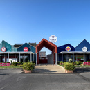 Lombardini22: New entrance and food court for Valmontone Outlet mall