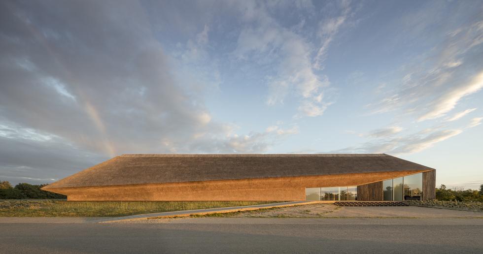 Dorte Mandrup and the Wadden Sea Centre, Denmark