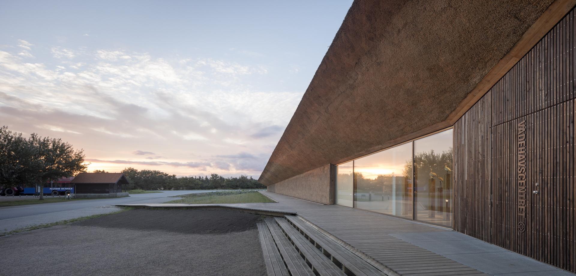 Dorte Mandrup And The Wadden Sea Centre Denmark Floornature