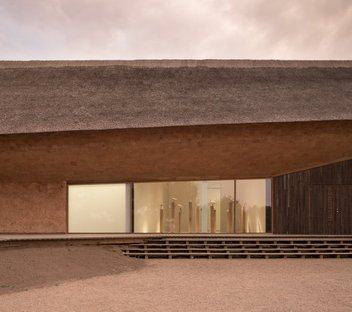 Dorte Mandrup and the Wadden Sea Centre, Denmark
