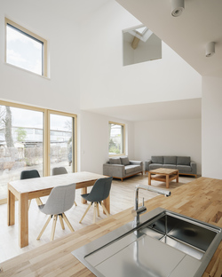 PAC Project Architecture Company + Miriam Poch: Haus P in Berlin
