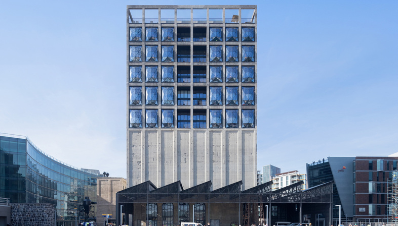 Heatherwick Studio: Zeitz MOCAA-Museum of Contemporary Art Africa