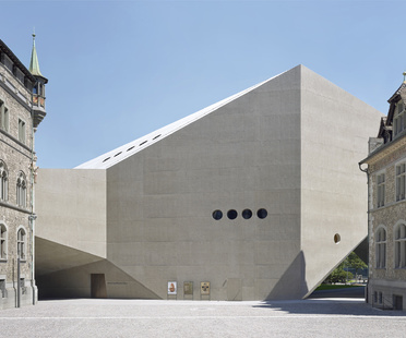 Christ & Gantenbein: expansion of the Landesmuseum in Zurich