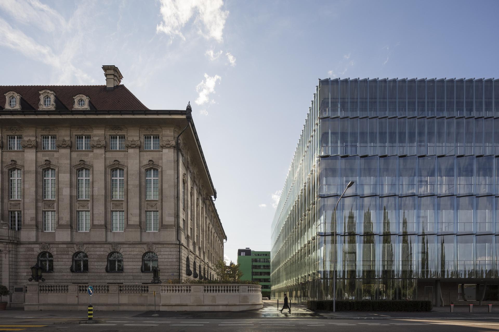 Office Facade Architecture Modern