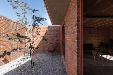 DOSA STUDIO: Casa Palmas in Texcoco, Mexico
