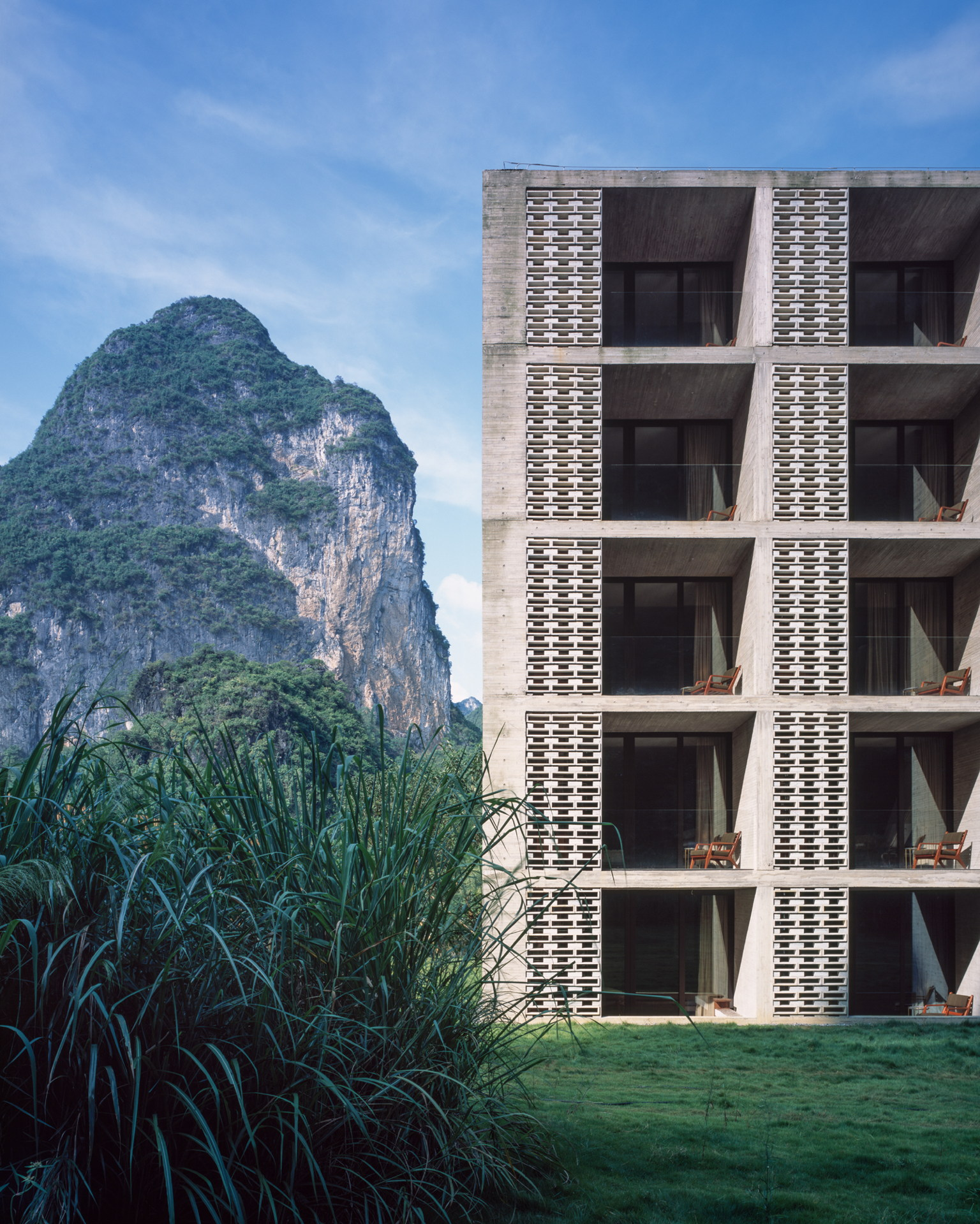 Vector Architects Alila Yangshuo Hotel In Yangshuo China