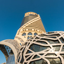 South West Architecture con FMG: Mondrian Doha in Qatar