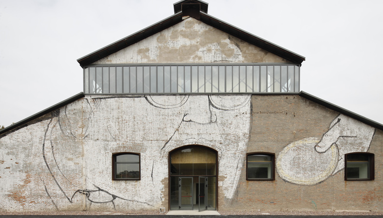 Andrea Oliva: Research techno-pole in the former Officine Reggiane