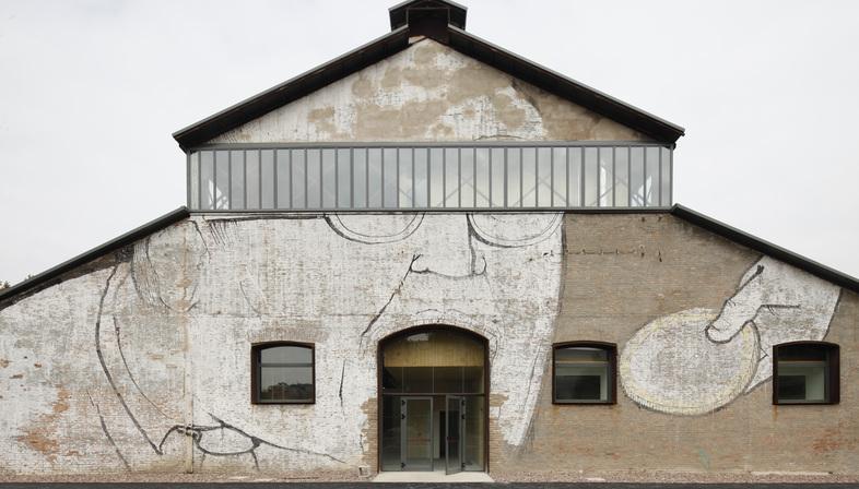 Andrea Oliva: Research techno-pole in the former Officine Reggiane