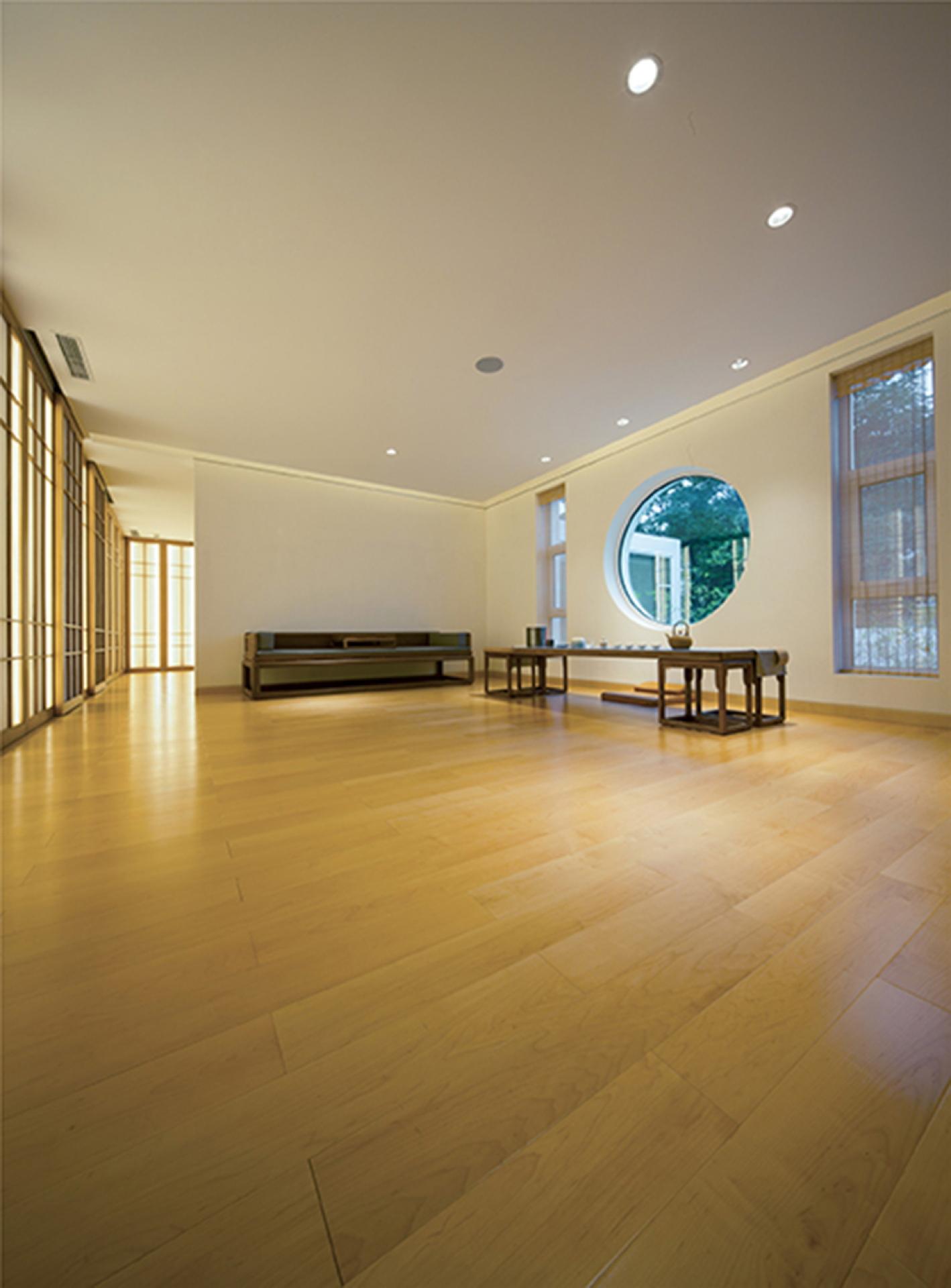 He Wei: Zen & Tea Chamber in Beijing