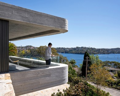 Luigi Rosselli: The Books House on the rocks in Sydney