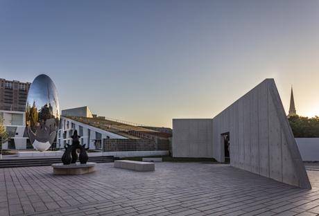 Steven Holl: Glassell School of Art in Houston