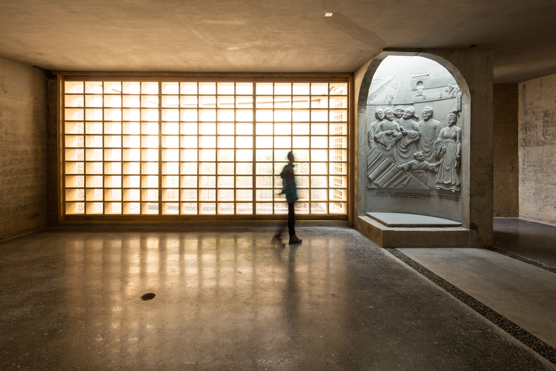 DnA_Design and Architecture Studio: Wang Jing Memorial Hall