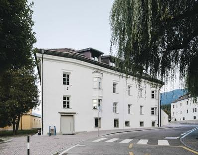 Barozzi/Veiga: Brunico Music School in Alto Adige