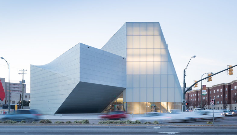 Steven Holl: Institute for Contemporary Art in Richmond