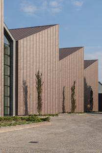 Westway Architects: Cantina Santa Margherita in Veneto