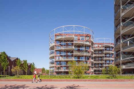 Mecanoo architecten: Masterplan for Villa Industria, Hilversum