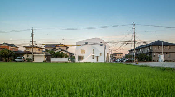 MAD Architects: Clover House, kindergarten in Okazaki, Japan