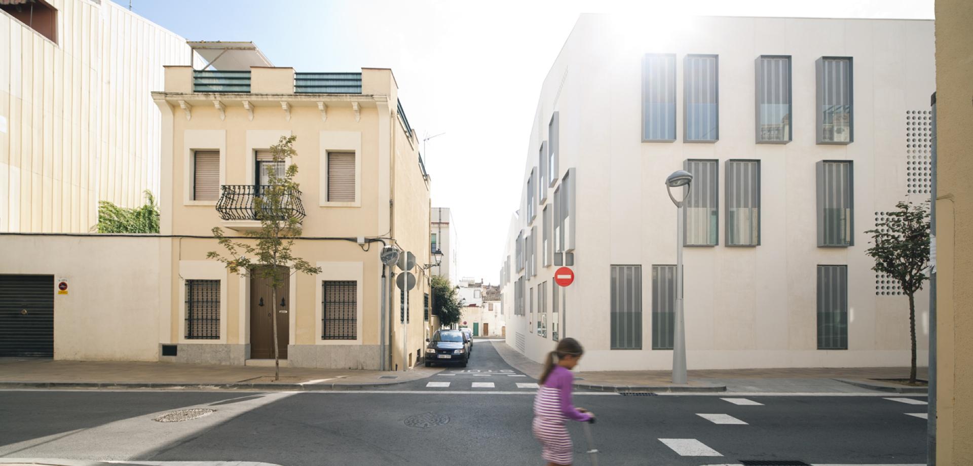 Batlle i Roig: Can Bisa centro culturale e nuove residenze
