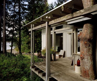 Olson Kundig: Jim Olson's personal refuge in Longbranch