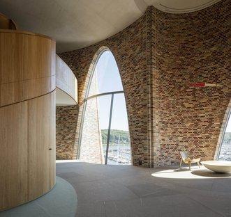 Eliasson + Behmann + Studio Olafur Eliasson: Fjordenhus