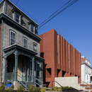 Saitowitz/Natoma: Hillel House at Drexel University, Philadelphia