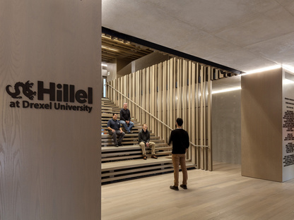 Saitowitz/Natoma: Hillel House at Drexel University, Philadelphia