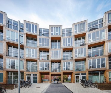 BIG Bjarke Ingels Group: Homes for all in Copenhagen