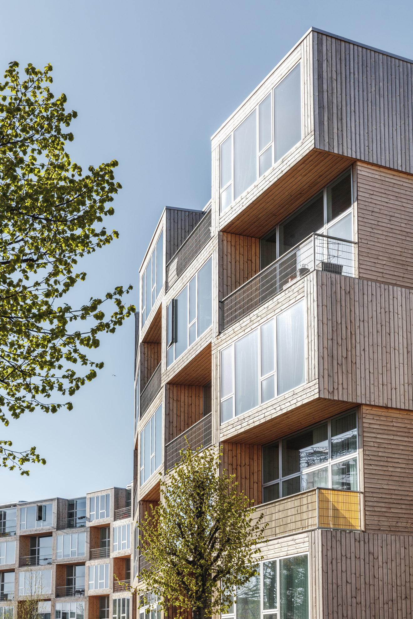 BIG Bjarke Ingels Group: Homes for all in Copenhagen ...