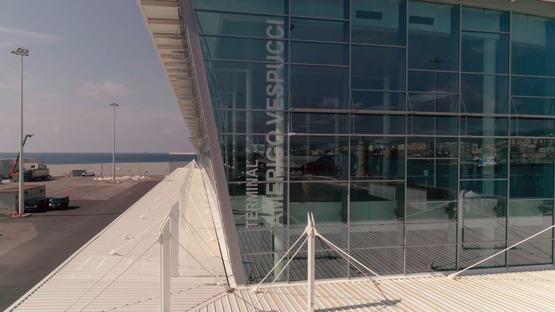 Studio Vicini Architects: Amerigo Vespucci Terminal in Civitavecchia<br />
