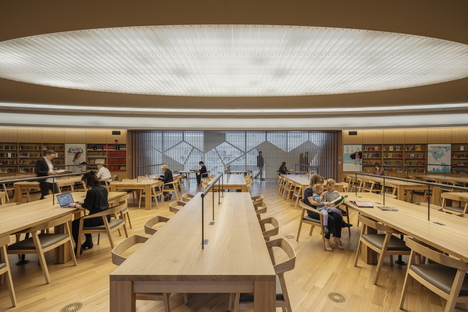 Snøhetta+DIALOG: new central library in Calgary, Alberta, Canada