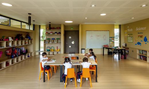 Taller de Arquitectura de Bogotá: San José nursery school in Cajicá