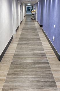 Renovation of a ward in Bufalini Hospital, Cesena