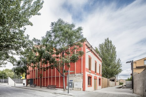 taller 9s: new European leather centre in Igualada