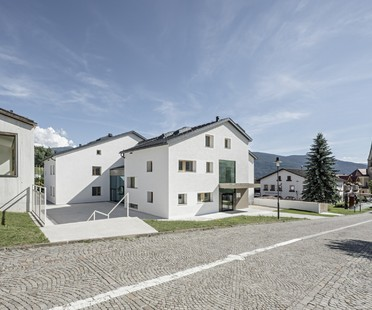 Feld72 Architekten: primary school in the educational ensemble in Terento