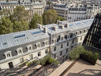 PCA-STREAM: Laborde, conversion of the barracks of the royal guard in Paris into office space