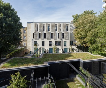 Levitt Bernstein: Vaudeville Court social housing in London