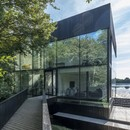 Mecanoo's Glass Villa on the Lake
