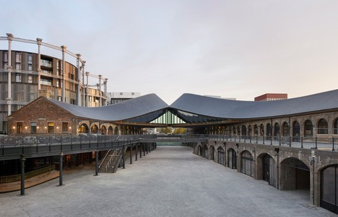 Heatherwick Studio's Coal Drops Yard
