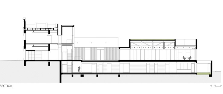 Taller9s: Sant Sadurnì Cultural Centre, library and archive